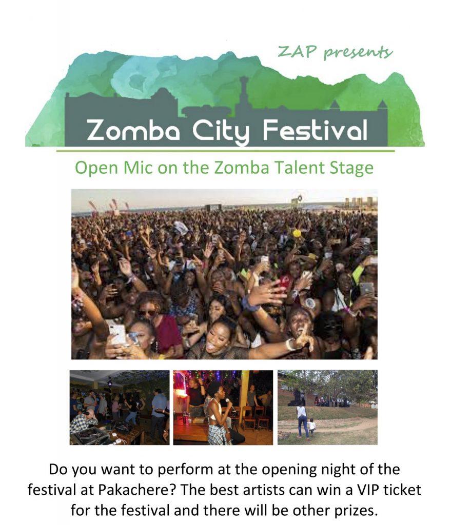 Zomba talent