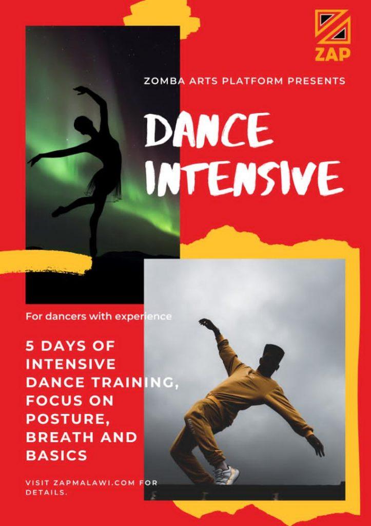 Dance classes Malawi